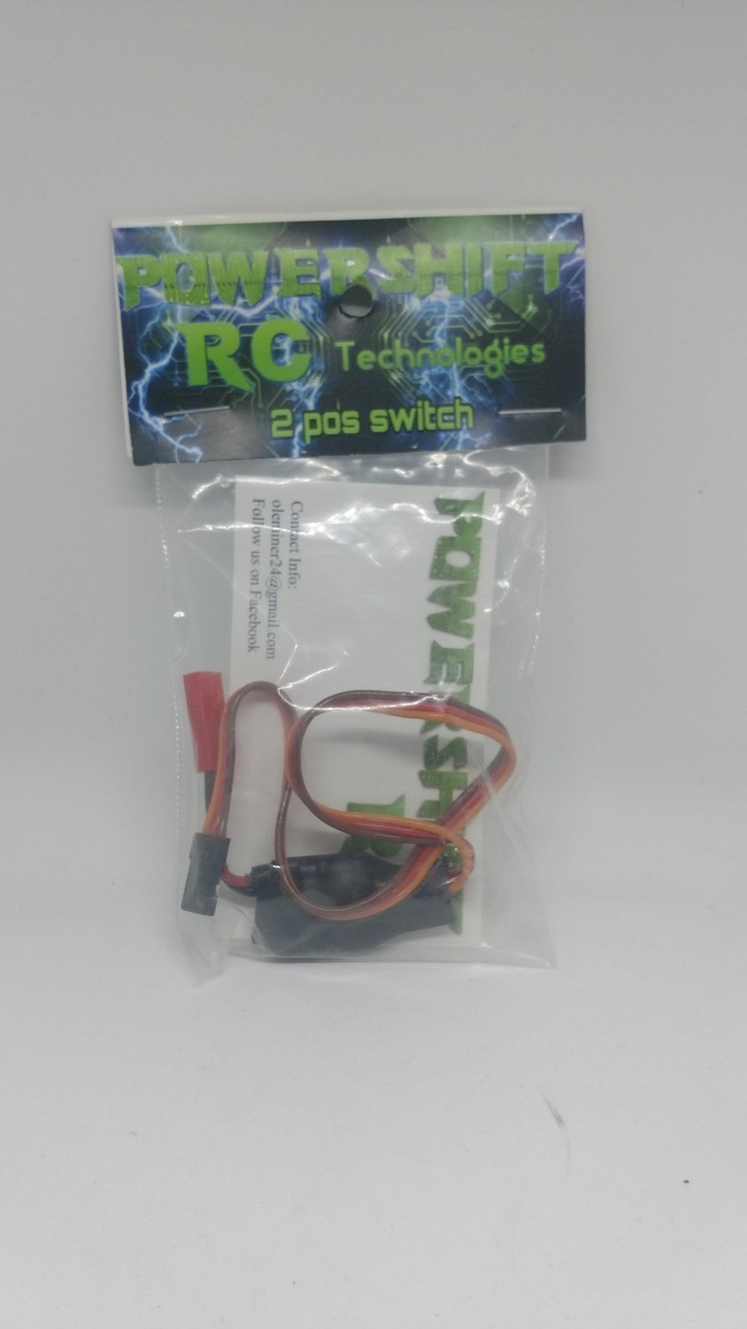 Powershift RC 2 position switch