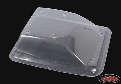 RC4WD CLEAR LEXAN WINDSHIELD FOR TAMIYA TUNDRA BODY