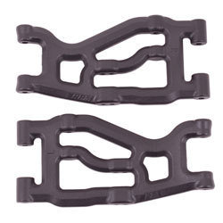 RPM Front A-Arms, Black: Axial EXO Terra Buggy