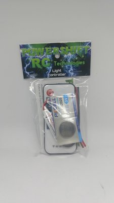 Powershift RC Led Light Controller