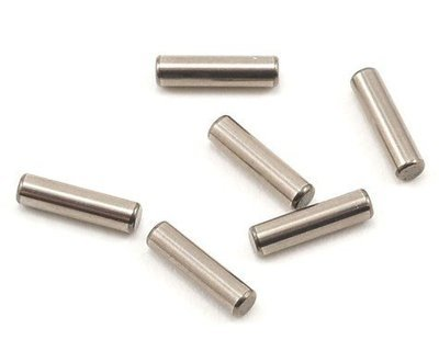 Axial 2x8mm Pin Set (6)
