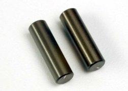 Traxxas Shafts, idler gear (lightweight 7075-T6 aluminum hard-anodized/ PTFE-coated)