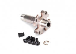 Traxxas Spool/ differential housing plug/ e-clip
