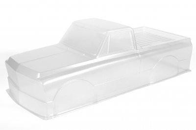 Axial 1967 Chevrolet C/10 Body .040 Uncut Clear SCX10
