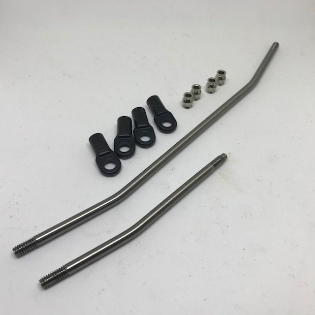 Comp Spec Ti Wraith/Bomber Steering links