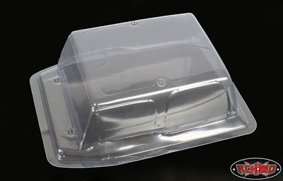 RC4WD CLEAR LEXAN WINDSHIELD FOR TAMIYA JEEP WRANGLER BODY