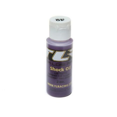 TLR Silicone Shock Oil, 40wt, 2 Oz