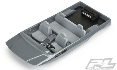 Pro-Line Racing PL-T Interior (Clear)