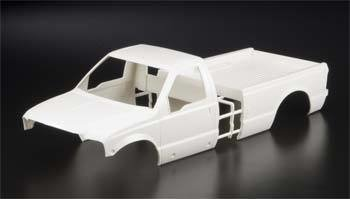 Tamiya White Body Ford F350