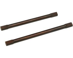 Hot Racing S2 Spring Steel Solid Rear Axle, for Traxxas TRX-4