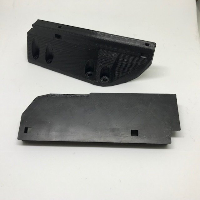Comp Spec Mojave body mounts for Game Changer chassis