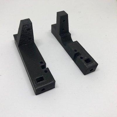 Comp Spec servo/winch mount