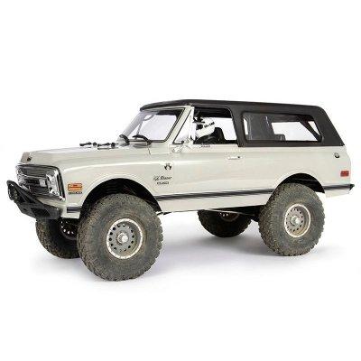 Axial 69 Chevy K5 Blazer Hardtop Uncut clear