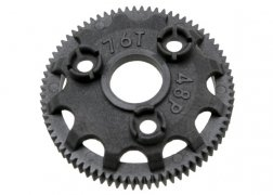Traxxas Spur gear, 76-tooth (48-pitch)