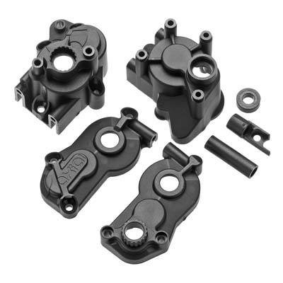 Axial 2-Speed Hi/Lo Transmission Case Yeti