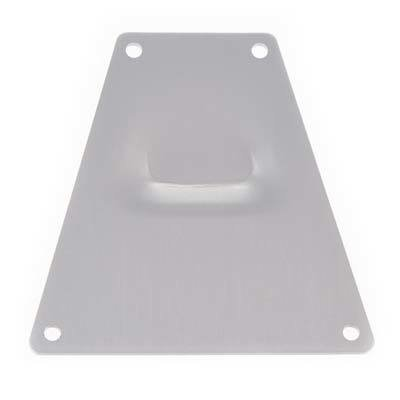 Axial Front Bumper Skid Plate Aluminum Yeti XL