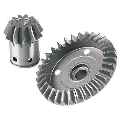 Axial Heavy-Duty Bevel Gear Set 32T/11T
