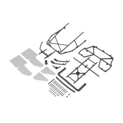 Vaterra Ascender Roll Cage Set w/Alum panels