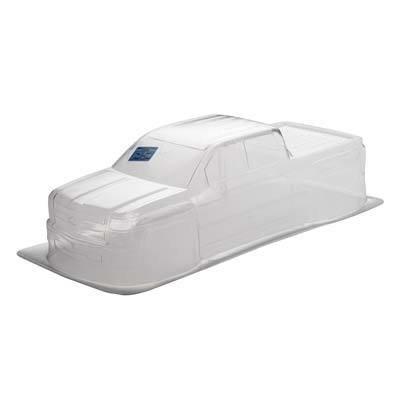 Pro-Line 2014 Chevy Silverado Clear Body Revo 3.3/T-Max
