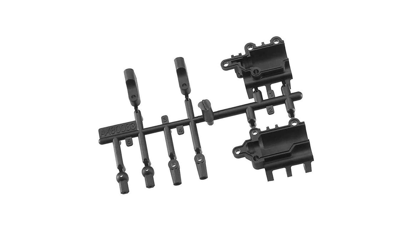 Axial Axle Case Cap Set: XR10