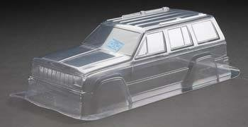 Pro-Line 1992 Jeep Cherokee Clear Body 1/10 Crawlers