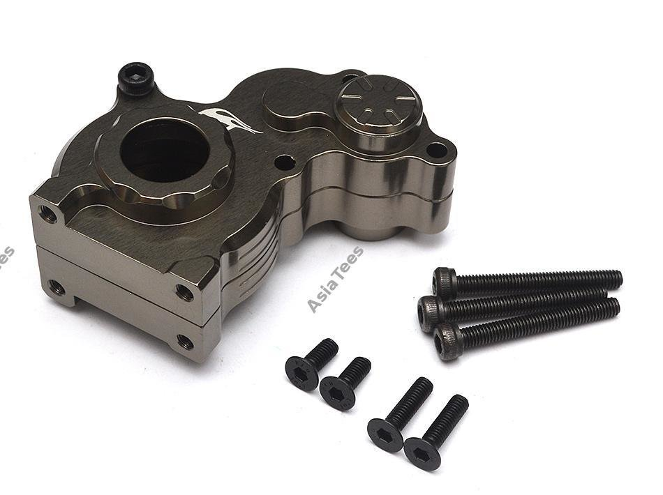 Boom Racing Aluminum Center Gearbox for Axial SCX10