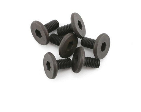 Traxxas 3X6mm Flat Head Screws (6)