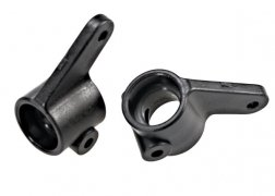 Traxxas Steering blocks, left & right (2) (requires 5x11x4mm bearings)