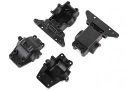 Latrax  Bulkhead, front & rear / differential housing, front & rear