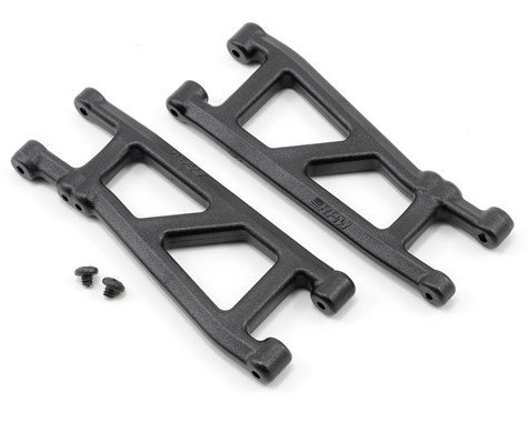 RPM Rear A-Arms (Black) (SC10, T4)