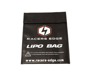 Racers Edge LiPo Battery Charging Safety Sack (150mmx110mm)