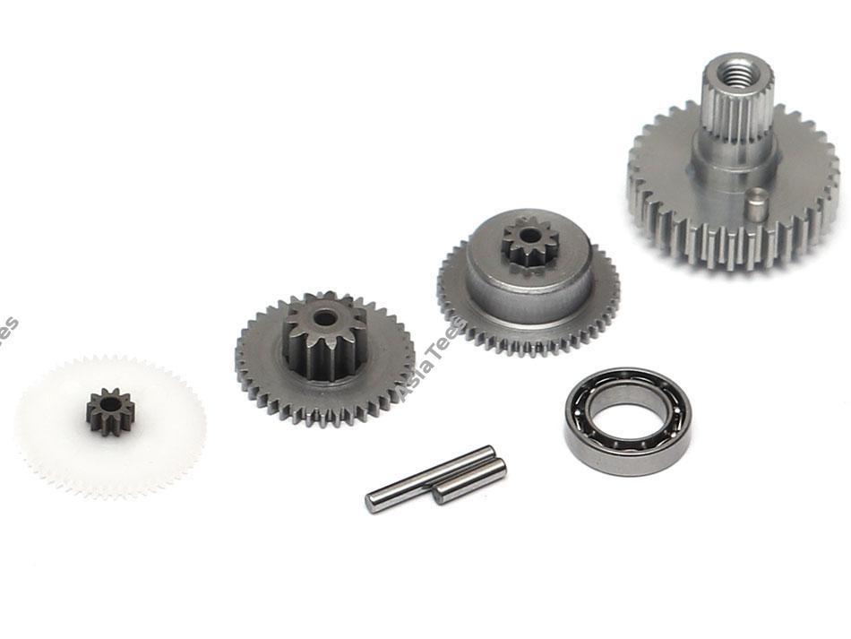JX Servo Complete Rebuild Gear Set for JX/DC5821LV Servo