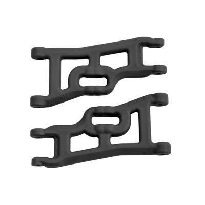 RPM Offset-Compensating Front A-Arms Slash 2WD Black