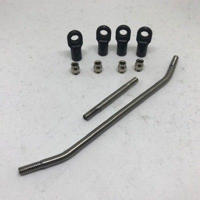 Comp Spec Ti SCX10 Gen1 Steering links