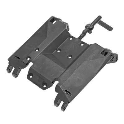 Axial Skid Plate RR10