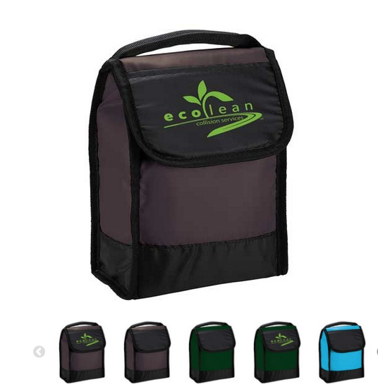 Starting at $3.69 ea 100-Undercover Foldable 5-Can Lunch Cooler