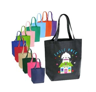 Starting at $1.15 ea 50-Non-Woven Value Tote Bag