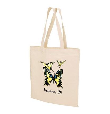 Starting at $5.81 ea 100-Natural Cotton Tote Bag