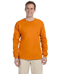Gildan Adult Cotton 6 oz. Long-Sleeve T-Shirt (Item G240)