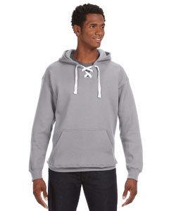 J America Adult Sport Lace Hood (Item JA8830)