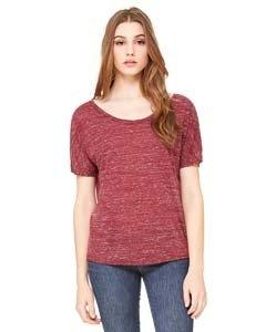 Bella + Canvas Ladies' Slouchy T-Shirt (Item 8816)