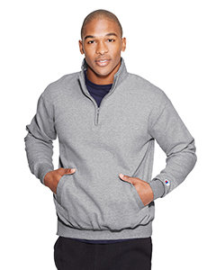 Champion Adult 9 oz. Double Dry Eco® Quarter-Zip Pullover