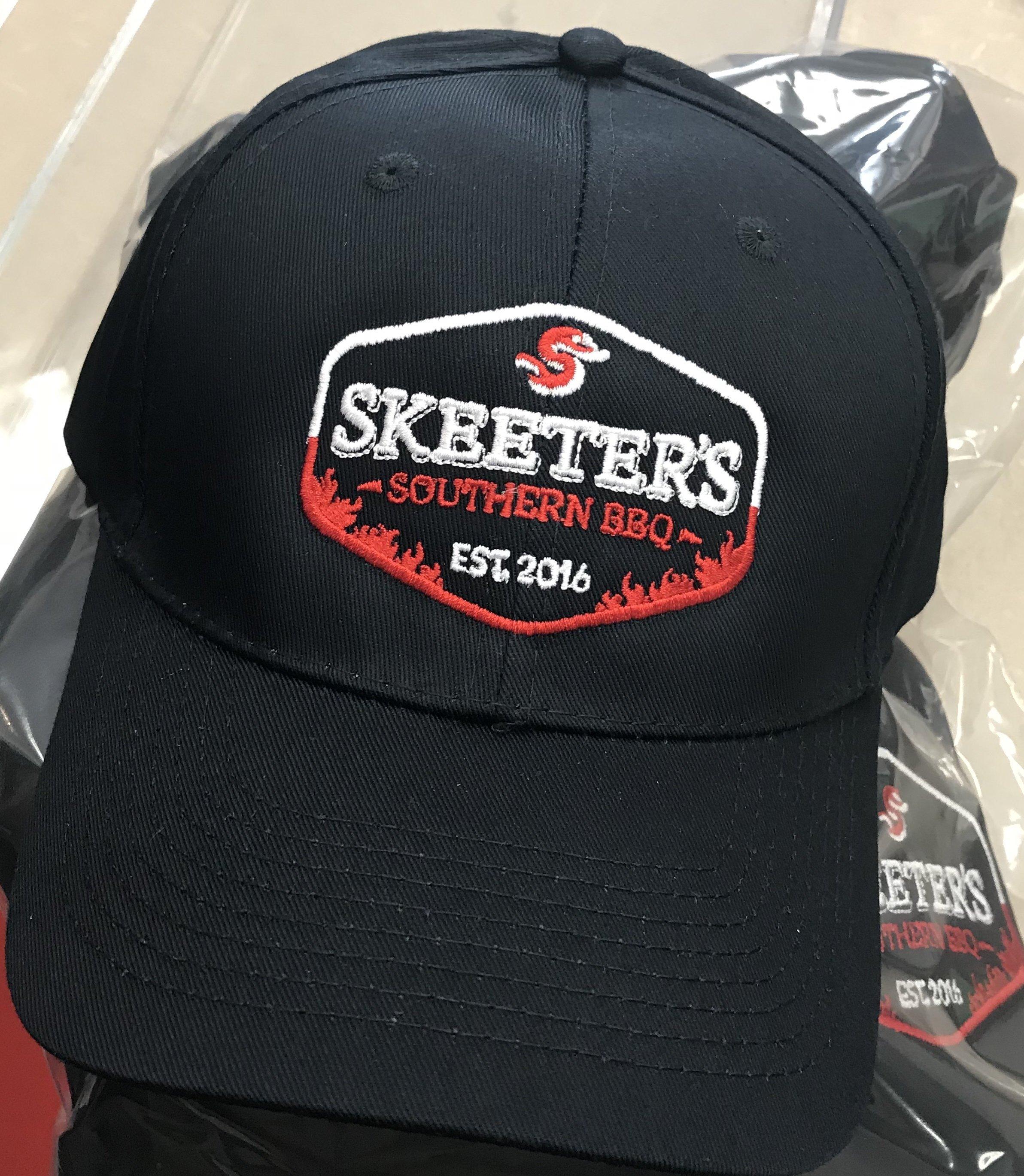 Black Hat with Logo sk002