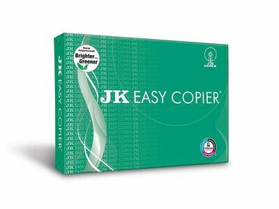 JK Easy Copier Paper, A4, 70 GSM, 500 Sheets, 1 Ream