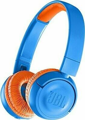 JBL JR300BT Kids Wireless on-ear headphones, Blue