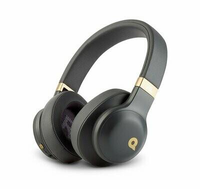 JBL E55BT QE Bluetooth Over-Ear Headphones with Mic, Black