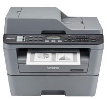Brother MFC-L2701D Monochrome Multifunction Laser Printer