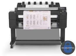 HP DesignJet T2530 Multifunction Printer series