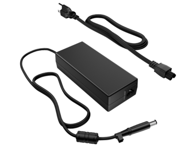 HP 120W Smart AC Adapter, Laptop Charger
