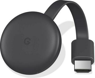 Google Chromecast-3rd Generation Media Player